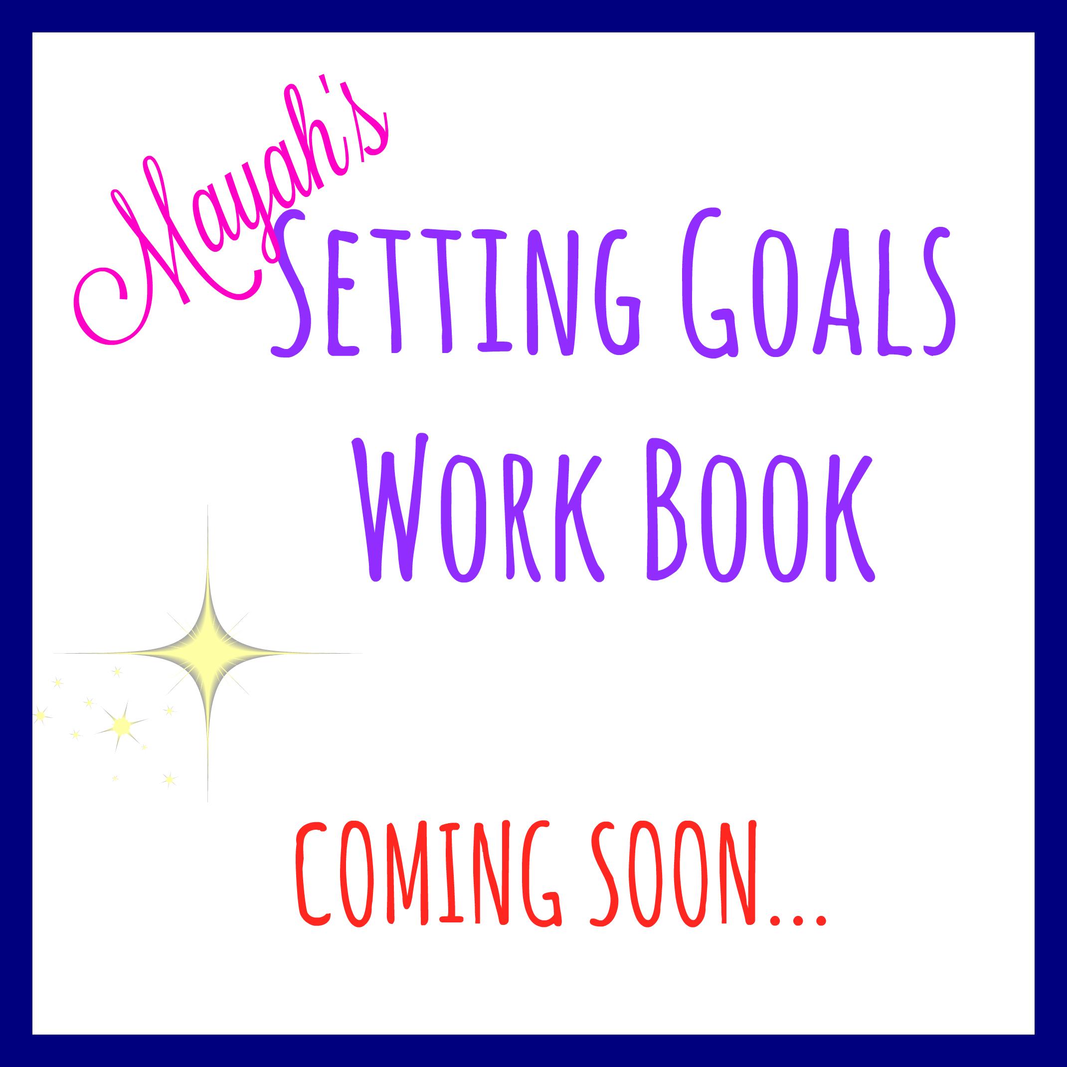 ah s setting goals work book ah riaz ah s setting goals work book